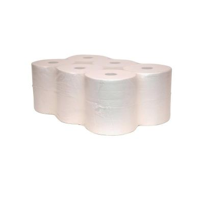 Euro Products 2-laags Handdoekrol Controlomatic Cellulose