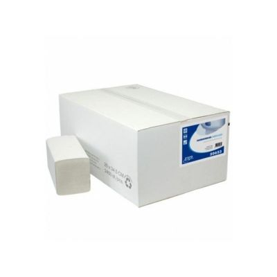 Euro Products 2 laags Vouwhanddoekjes Euro Interfold recycled tissue