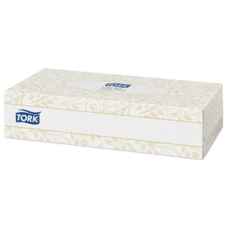 Tork Extra Zachte Facial Tissues 2-laags Wit F1 Premium