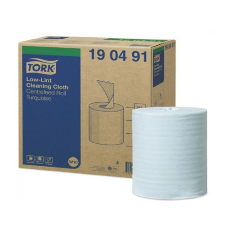 Tork Low-Lint Rol for Bucket Reinigingsdoek W10