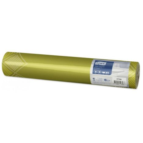 Tork textile feel tafelloper Natural Oxford 0,4x1,2m x20 4r